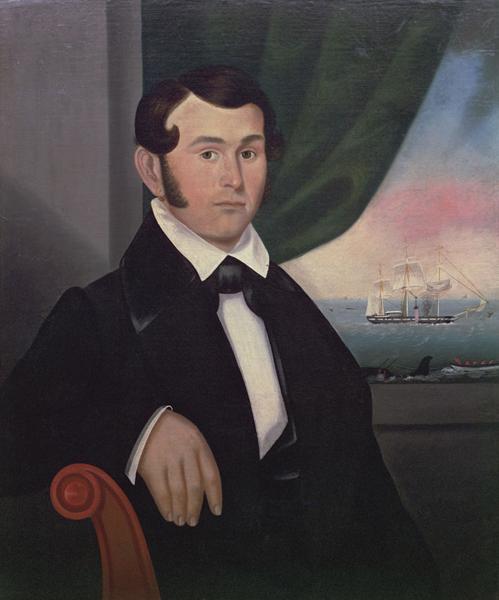 Captain Lorenzo Dow Baker
